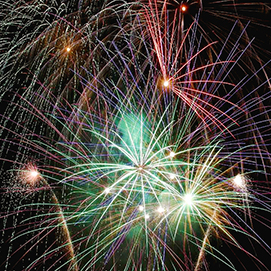 How to Photograph Fireworks This Fourth of July