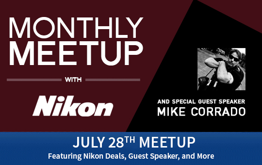 Monthly Meetup - July 28