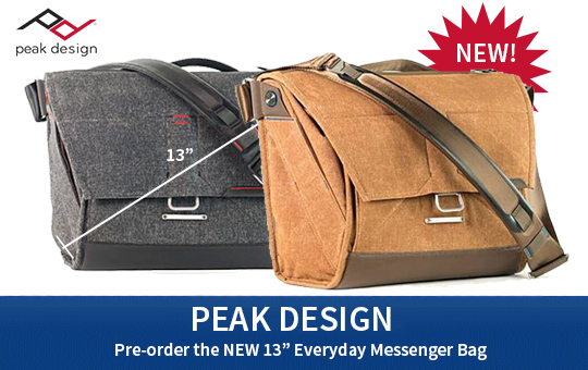Every Day Messenger 13 inch