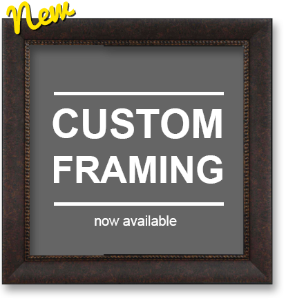 New Jersey Custom Photo Framing by Unique Photo