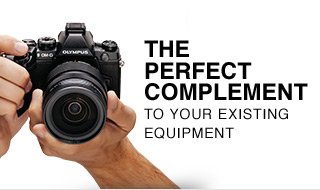 THE PERFECT COMPLEMENT TO YOUR EXISTING EQUIPMENT