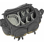 Canon 1EG Professional Gadget Bag (Black W/ Olive Trim)