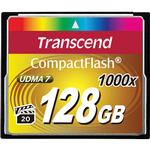 Transcend 128GB 1000x Compact Flash Memory Card