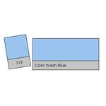Lee 21 X 24 Inch Sheet Color Wash Blue Lighting Effects Gel Filter