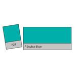 Lee 21 X 24 Inch Sheet Scuba Blue Lighting Effects Gel Filter