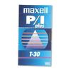 Maxell VHS-T30 Bulk Video Tape