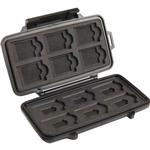 Pelican 0915B Memory Storage Case - Holds 12 SD Cards