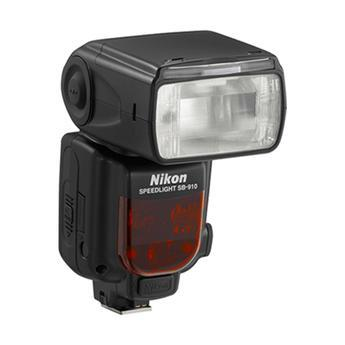 Nikon SB-910 SpeedLight Flash Front