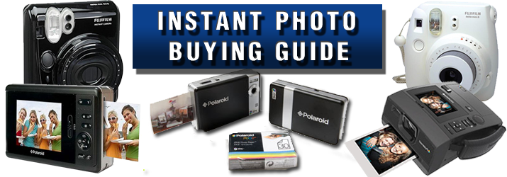 Instant Photography Buying Guide