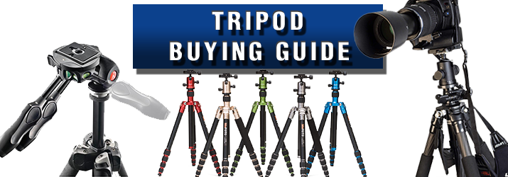 Tripod Buying Guide