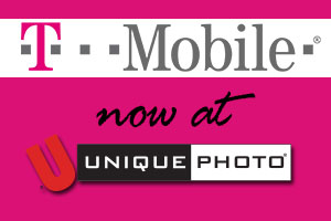 T-Mobile now at unique photo