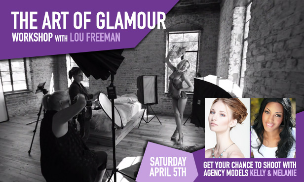 The Art of Glamour with Lou Freeman and Agency Models